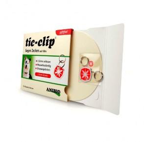 Tic-clip contra garrapatas...