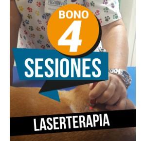 Bono 4 sesiones laserterapia