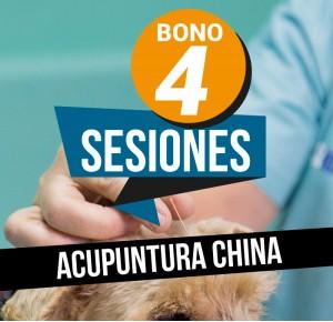Bono 4 sesiones de acupuntura