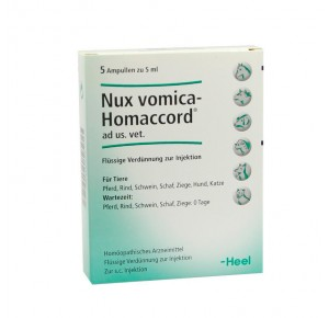 Nux vomica 5ml