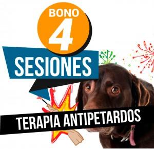 Bono 4 sesiones terapia...
