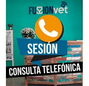 Consulta telefónica veterinaria