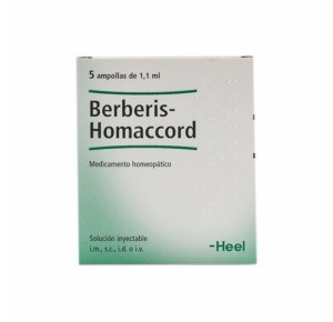 Berberis- Homaccord 5 ml...